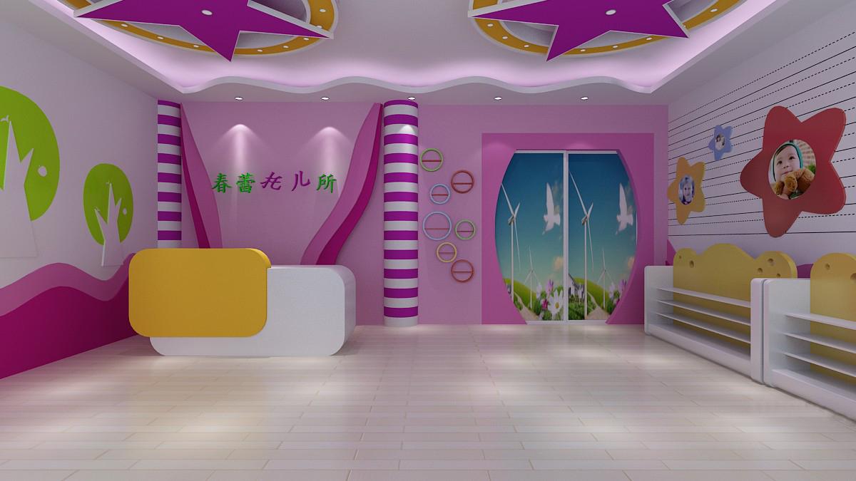 【幼儿园设计公司】幼儿园设计颜色怎么分布和选择