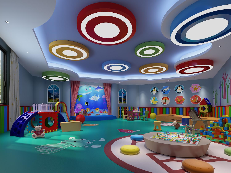 幼儿园设计环境与儿童学习生活质量息息相关
