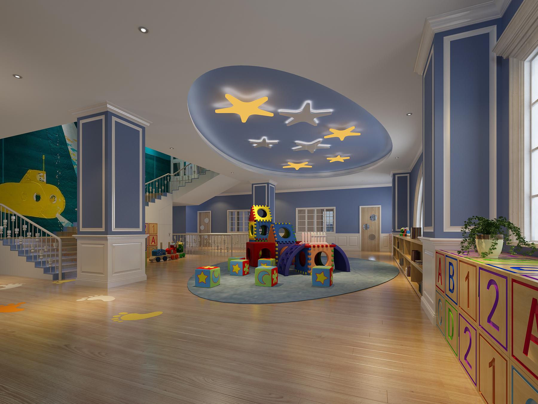 幼儿园装修公司:装修要注意的问题包括环保方面