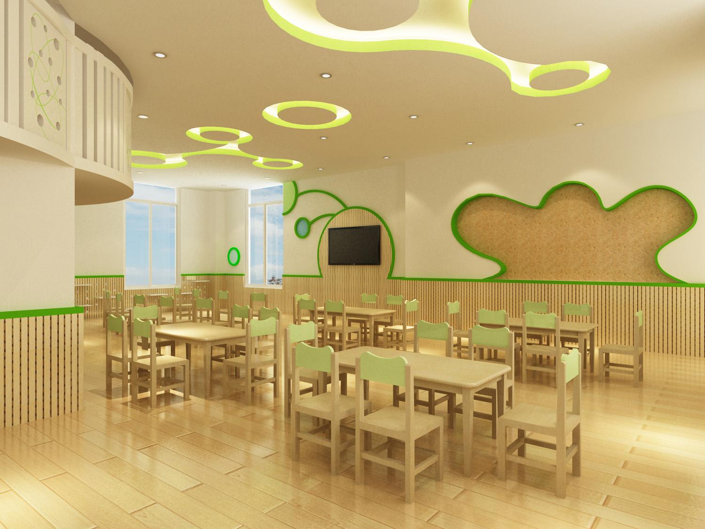 幼儿园设计公司:幼儿园卧室设计原则大全介绍